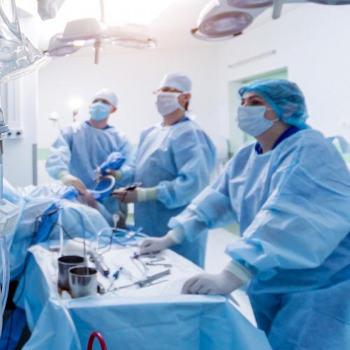 Высокотехнологичные решения для медицины