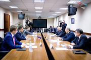 Визит делегации Агентства стратегических инициатив в Саратовскую область. Road show Инвестклимат.РФ