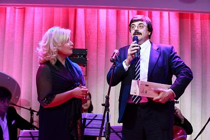 Церемония награждения участников Конкурса АСИ «Предпринимательство в России: история, успехи, проблемы»